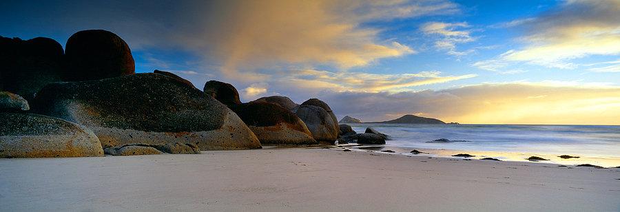 Beach, Wilsons Promontory National Park, Victoria, Australia