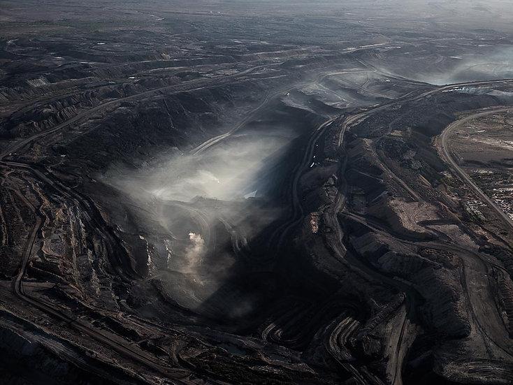 Leigh Creek Coal Mine Western Australia
