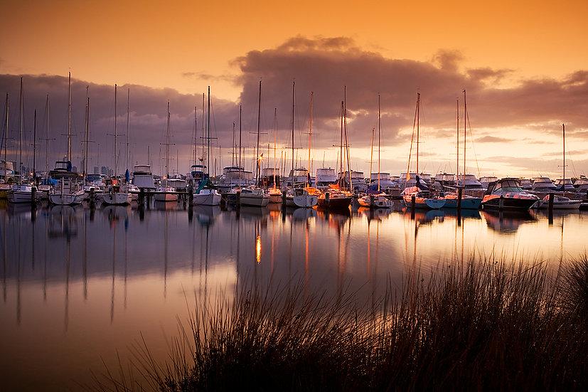 South of Perth Yacht Club, Western Australia