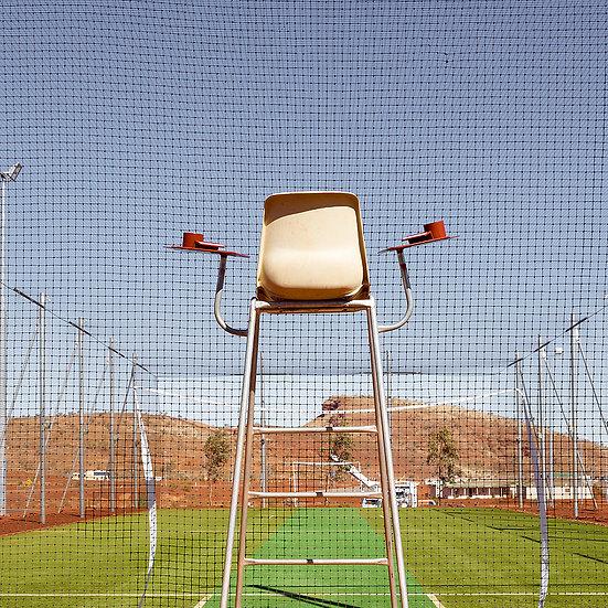 Soccer, Playing Field,  Pilbara, North Western Australia