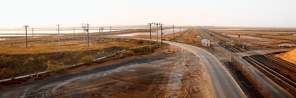 Rail Transport, Port Hedland, North Western Australia
