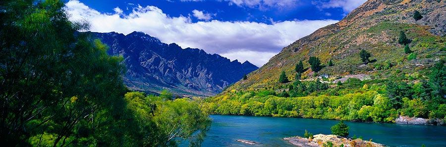 Queenstown, South Island, New Zealand