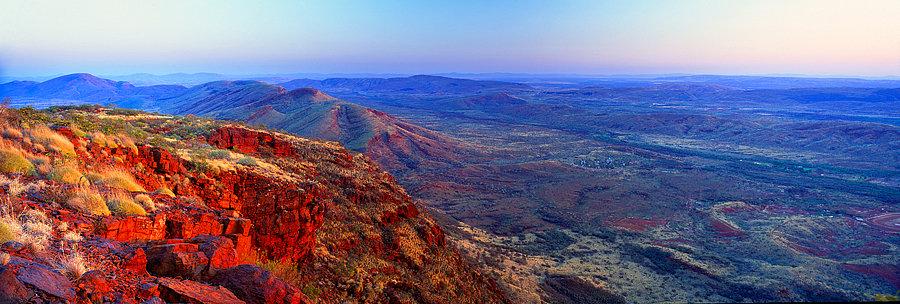 Mount Nameless, Tom Price, Pilbarar, North Western Australia