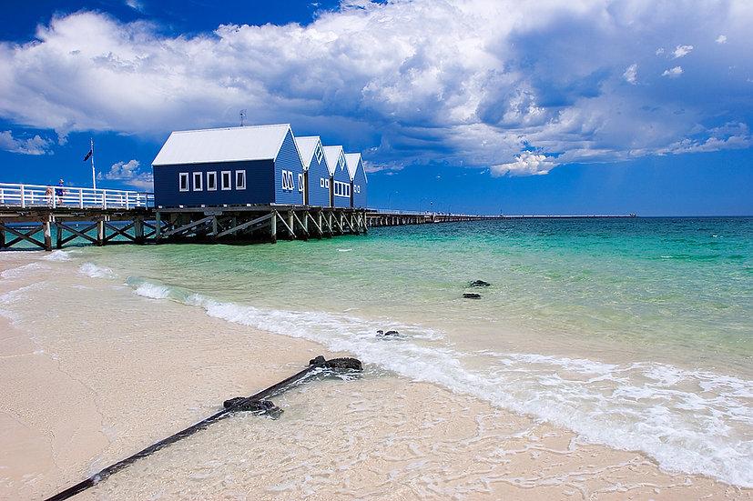 Busselton Jetty, South Western Australia
