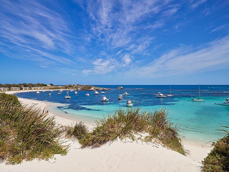 Longreach Bay, Rottnest Island, Western Australia