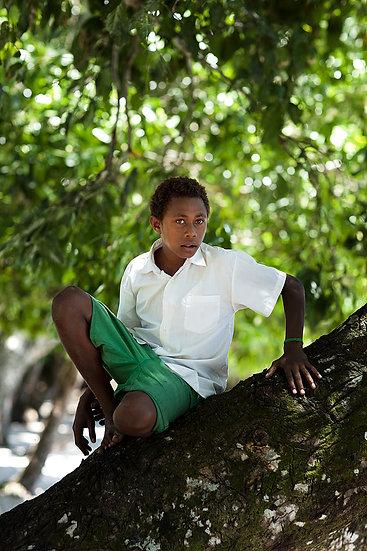 Young Boy, Papua New Guinea