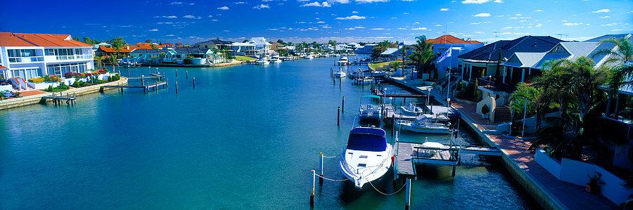 Port Mandurah, Western Australia