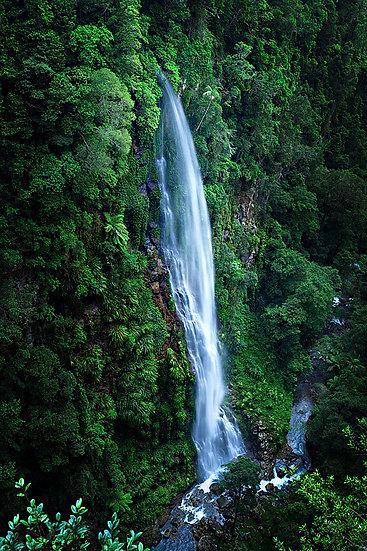 Waterfall, Lamington National Park, Queensland, Australia