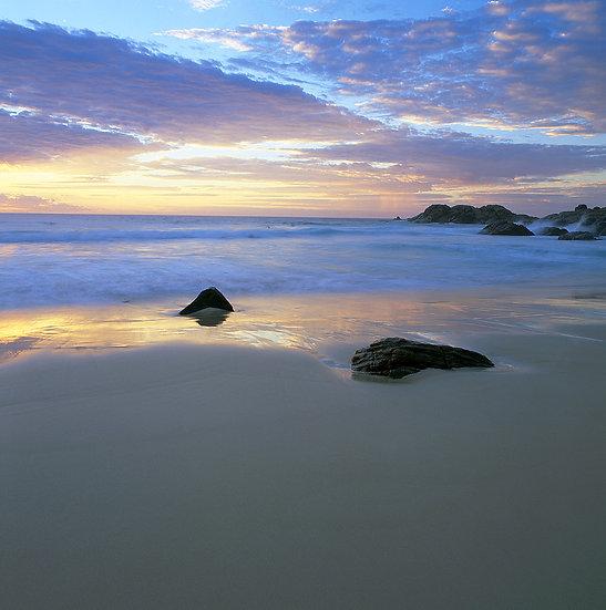 Dusk at Smiths Beach, Yallingup, South Western Australia