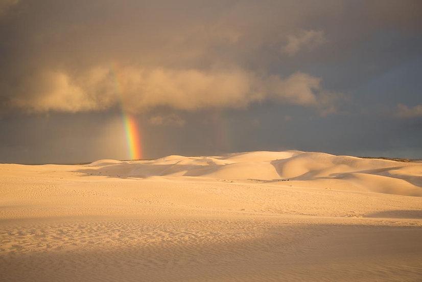 Rainbow, Sand Dunes South Australia