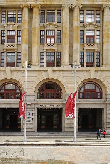 Post Office Building, Perth Architecture, Western Australia