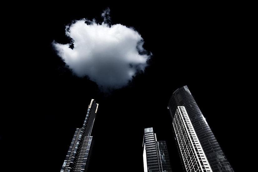 Skyscraper, Melbourne City, Australia
