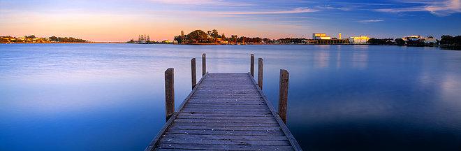 Mandjar Bay, Mandurah, Western Australia