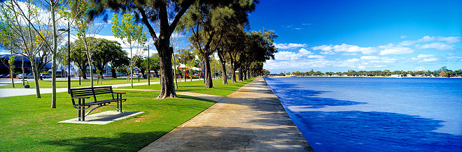 Mandurah Foreshore, Western Australia