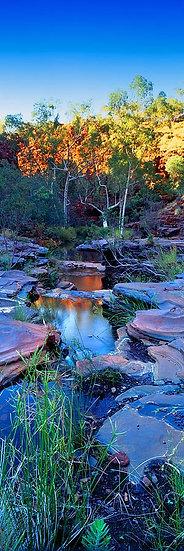 Water, Weano Gorge, Karijini National Park, North Western Australia