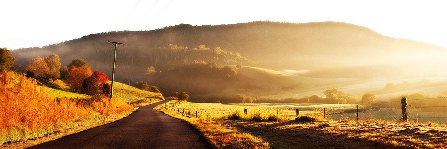 Farmland Dorrigo, New South Wales Australia