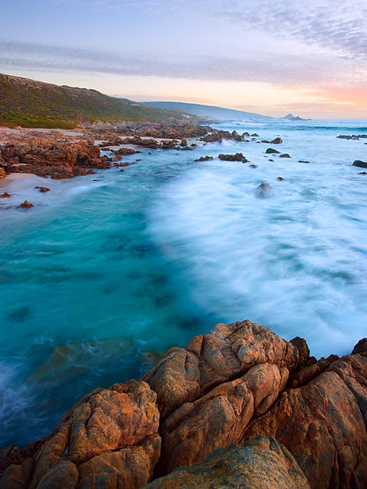 Other Side of the Moon Beach, Granite Coastline, South Western Australia