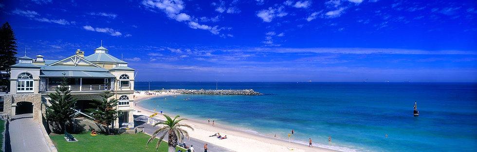 Indiana Tea Rooms, Cottesloe Beach, Perth, Western Australia