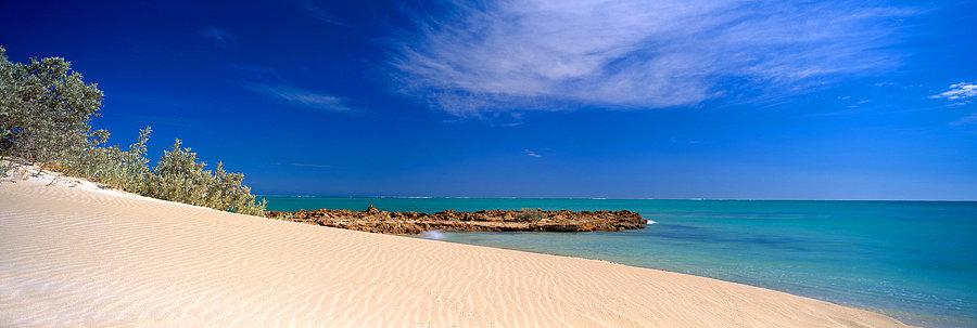 Exmouth Beach, Ningaloo, North Western Australia