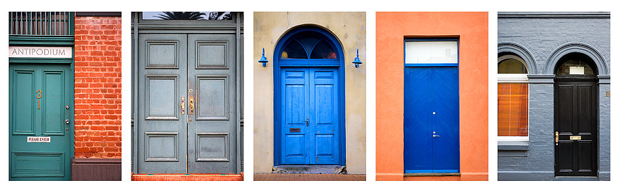Fremantle Doors