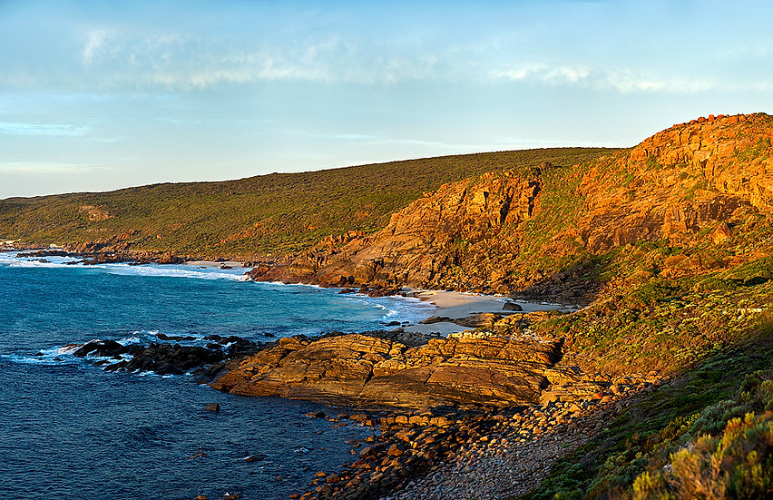 Cape Naturaliste, Dunsborough, South Western Australia