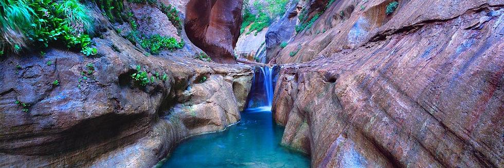 Zion National Park Utah America