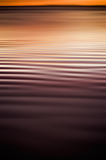 Sand patterns, water ripples,  Esperance, South Coast, Western Australia