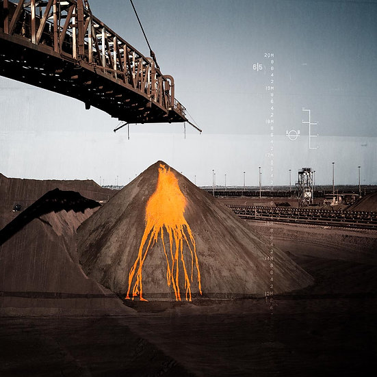 Mining, Port Hedland, North Western Australia
