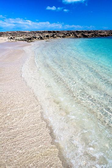 Beach, Coral Bay, North Western Australia