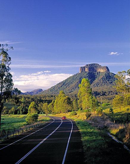 MT Barney, South East Queensland, Australia