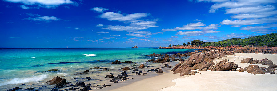 Point Piquet, Dunsborough beach, Geographe Bay, South Western Australia