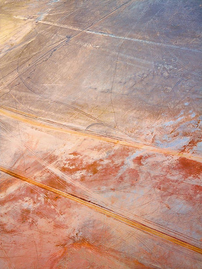 Tyre Tracks, Kimberley, Outback, North Western Australia