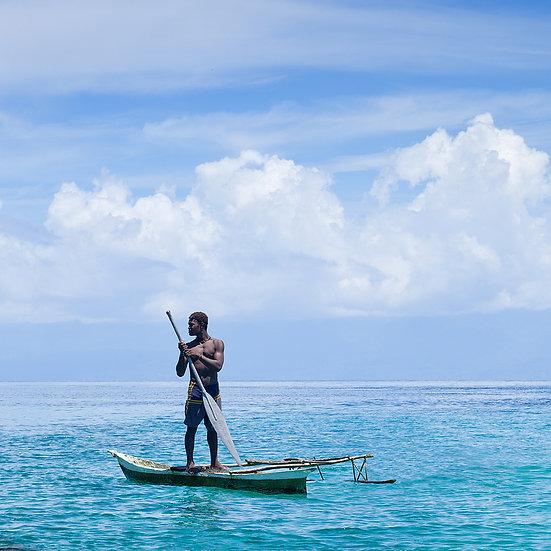 Warrior, Papua New Guinea