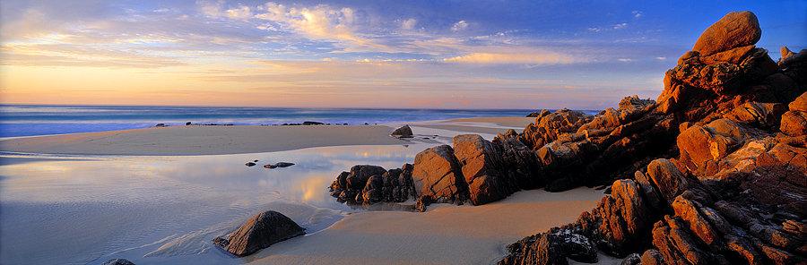 copy of Margaret River beach, South Western Australia