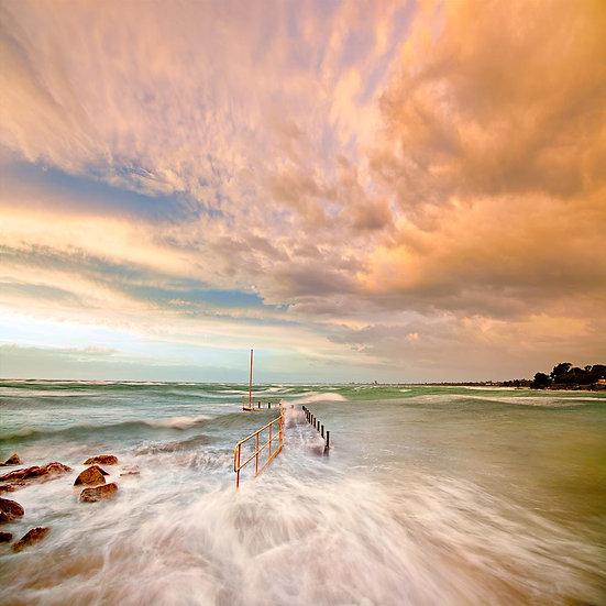 Sunrise, Old Dunsborough Boat Ramp, South Western Australia