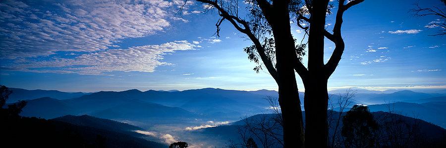 Views from Mount Buffalo, Victoria, Australia