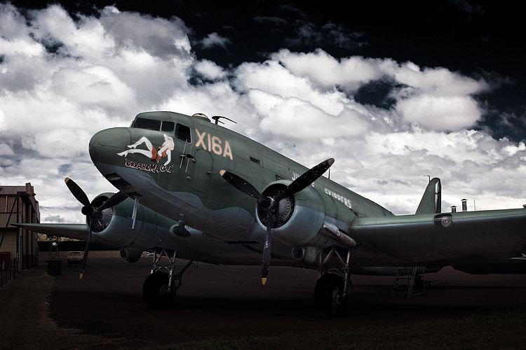 DC3 Aeroplane