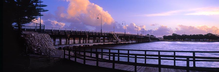 Old Mandurah Bridge Western Australia