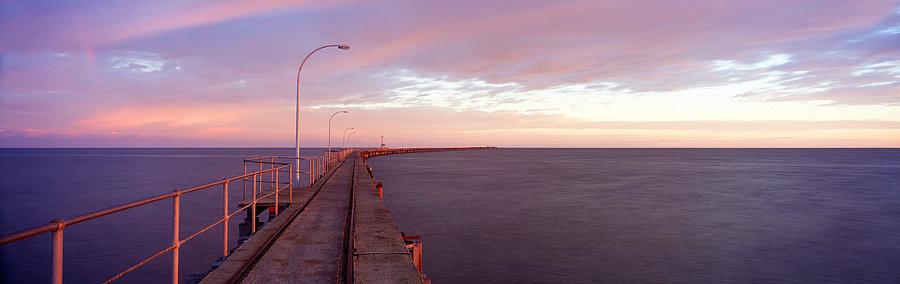 Busselton Jetty, Geographe Bay, South Western Australia
