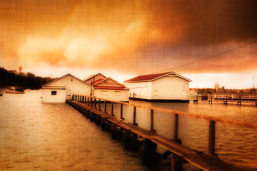 Boat House, Boatshed