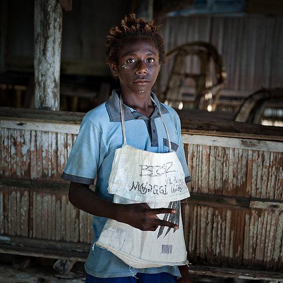A Boy,  Papua New Guinea