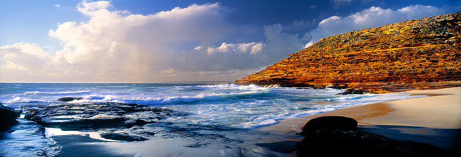 Kalbarri beach, North Western Australia