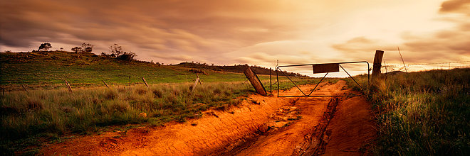 Farmland, Jindabyne, New South Wales, Australia