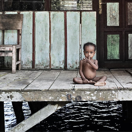 Baby, West Papua New Guinea