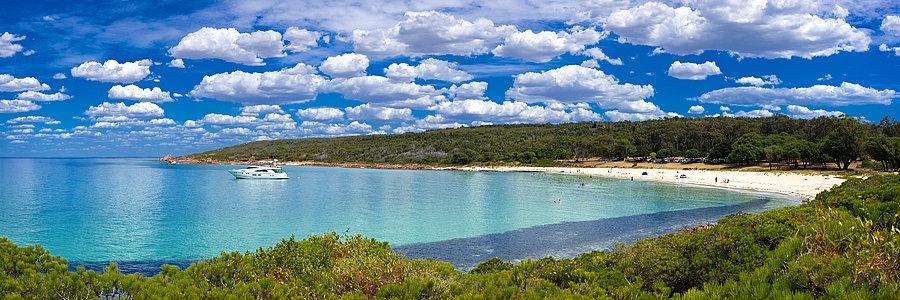 Beach, Meelup Beach, Dunsborough, South Western Australia