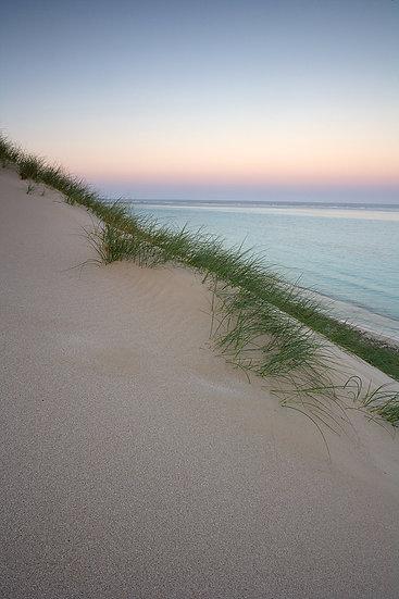 Sand dune, Coral Bay, North Western Australia