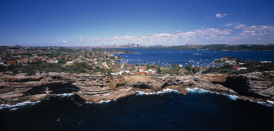Sydney coastline, NSW, Australia