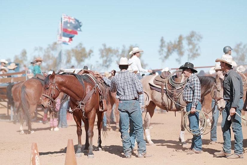 Rodeo, Mulluwa Western Australia