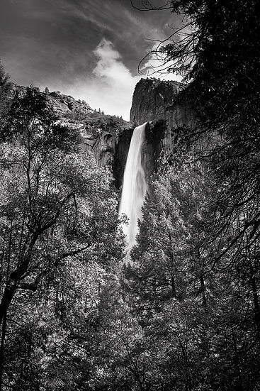 Bridalveil Fall Yosemite, USA