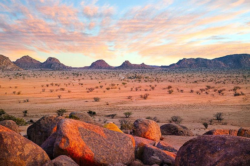Damaraland Namibia, Africa